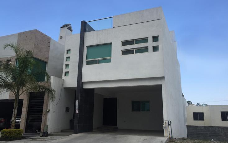 Foto de casa en venta en  , cumbres elite 3er sector, monterrey, nuevo le?n, 936493 No. 01