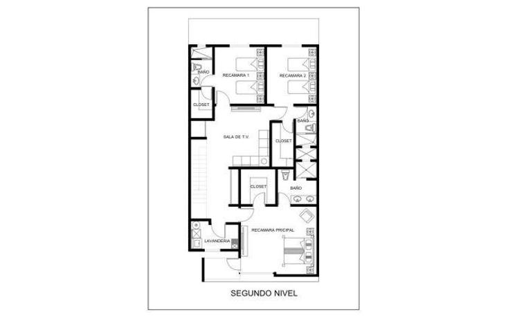 Foto de casa en venta en  , cumbres elite 8vo sector, monterrey, nuevo león, 1293779 No. 02