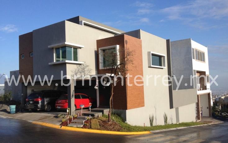 Foto de casa en venta en  , cumbres elite 8vo sector, monterrey, nuevo león, 1438511 No. 01