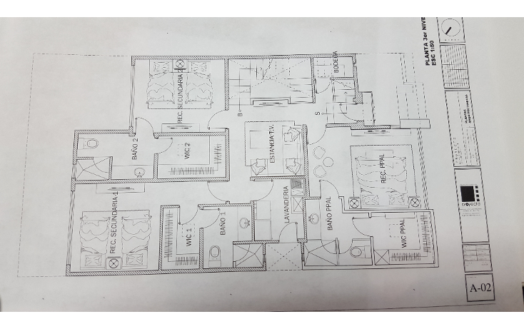 Foto de casa en venta en  , cumbres elite 8vo sector, monterrey, nuevo león, 1604386 No. 03