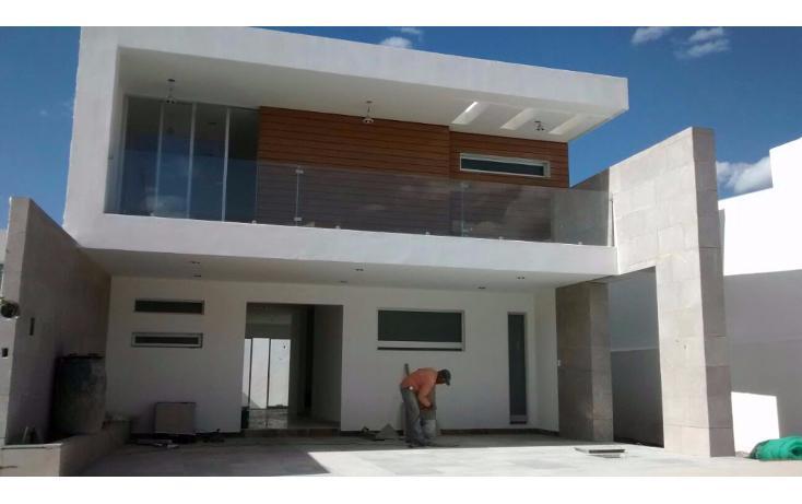 Foto de casa en venta en  , cumbres elite privadas, monterrey, nuevo león, 2018260 No. 01