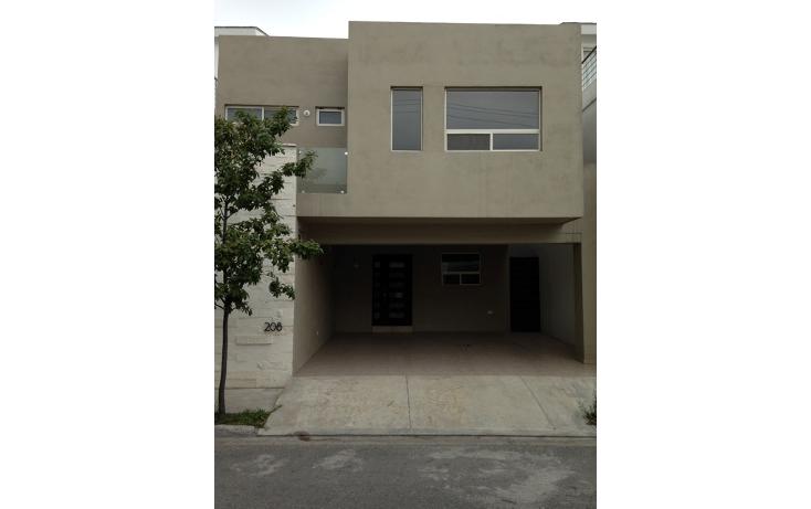 Foto de casa en venta en  , cumbres elite sector la hacienda, monterrey, nuevo león, 1142317 No. 01