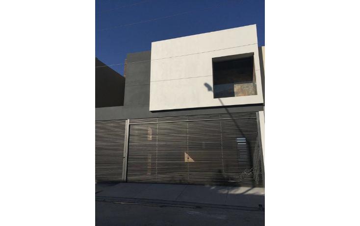 Foto de casa en venta en  , cumbres elite sector la hacienda, monterrey, nuevo león, 1690936 No. 01
