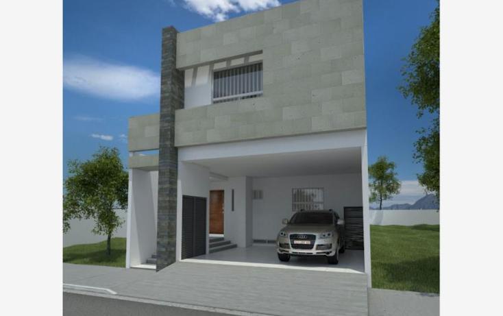 Foto de casa en venta en  , cumbres elite sector villas, monterrey, nuevo león, 1320451 No. 04