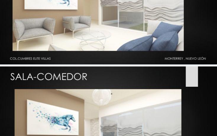 Foto de casa en venta en, cumbres elite sector villas, monterrey, nuevo león, 1447677 no 02