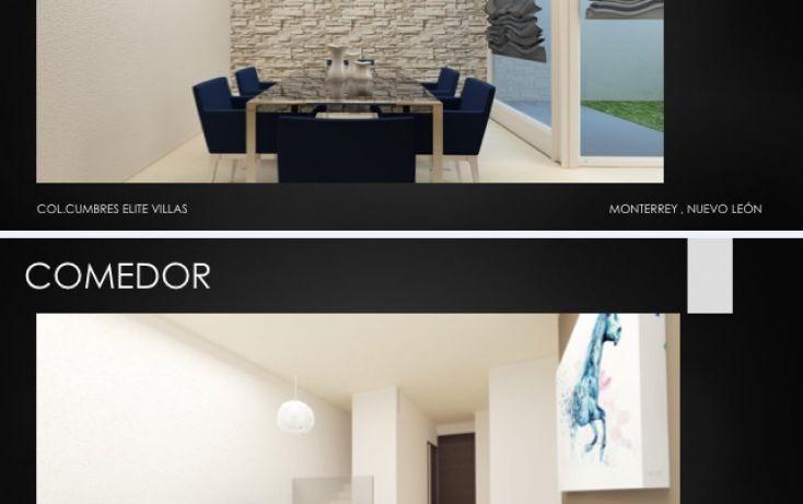 Foto de casa en venta en, cumbres elite sector villas, monterrey, nuevo león, 1447677 no 03