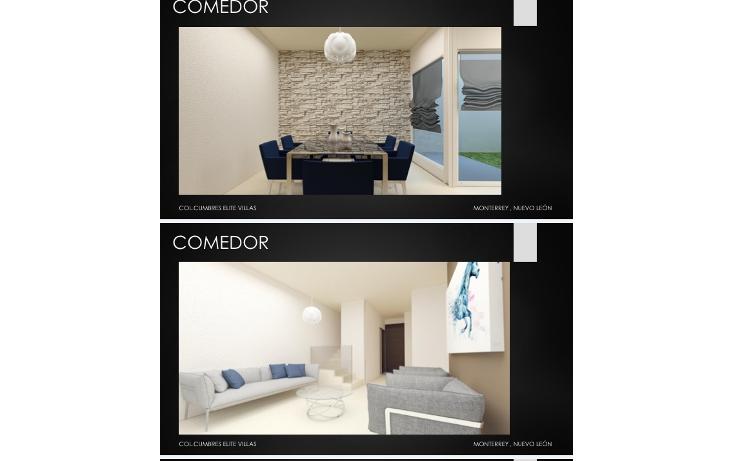Foto de casa en venta en  , cumbres elite sector villas, monterrey, nuevo le?n, 1447677 No. 03