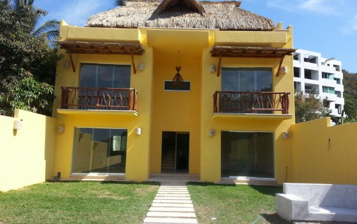 Foto de casa en venta en  , cumbres llano largo, acapulco de juárez, guerrero, 1204419 No. 01