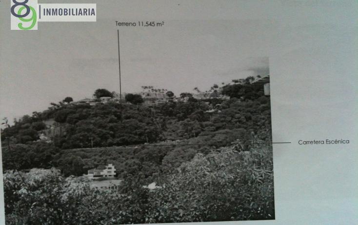 Foto de terreno comercial en venta en  , cumbres llano largo, acapulco de juárez, guerrero, 1301707 No. 02
