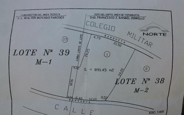 Foto de terreno habitacional en venta en  , cumbres llano largo, acapulco de ju?rez, guerrero, 1864404 No. 08