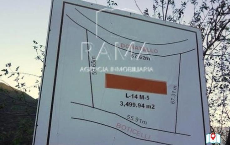 Foto de terreno habitacional en venta en  , cumbres renacimiento, monterrey, nuevo león, 2028072 No. 02