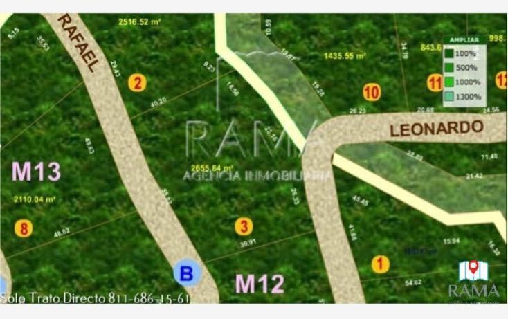 Foto de terreno habitacional en venta en  , cumbres renacimiento, monterrey, nuevo león, 2028108 No. 01