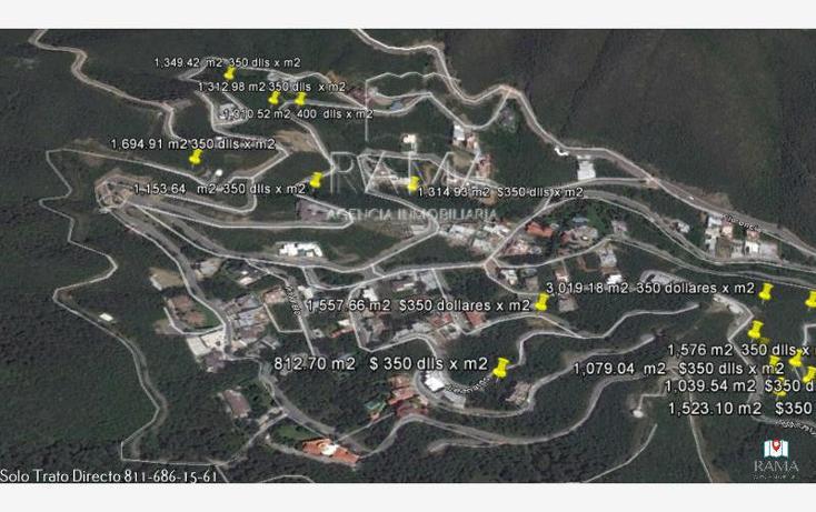 Foto de terreno habitacional en venta en  , cumbres renacimiento, monterrey, nuevo león, 2028108 No. 06