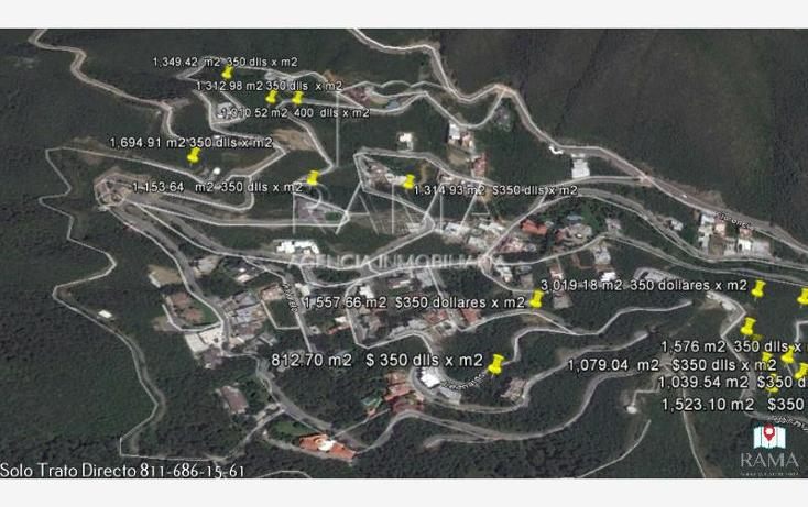 Foto de terreno habitacional en venta en  , cumbres renacimiento, monterrey, nuevo león, 2028280 No. 01
