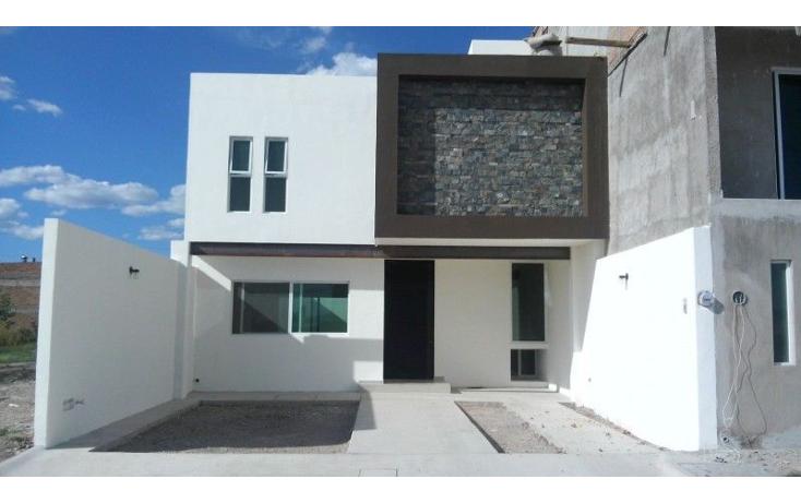 Foto de casa en venta en  , cumbres residencial, durango, durango, 1717956 No. 01
