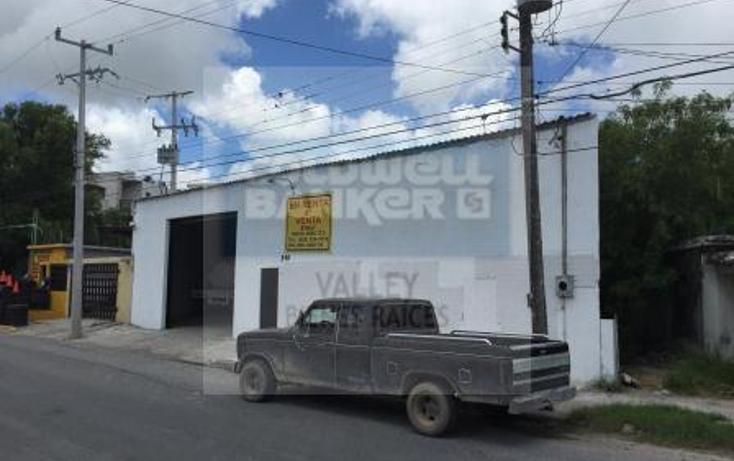 Foto de nave industrial en venta en  , cumbres, reynosa, tamaulipas, 1842166 No. 01