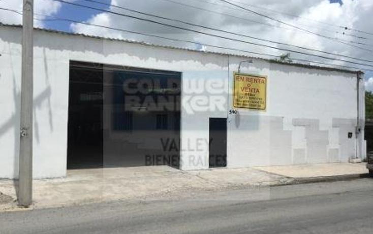 Foto de nave industrial en venta en  , cumbres, reynosa, tamaulipas, 1842166 No. 02