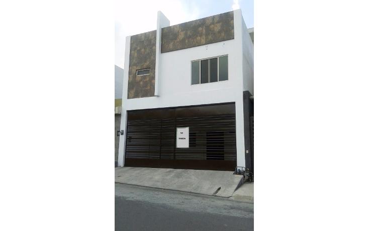 Foto de casa en venta en  , cumbres santa clara 2 sector, monterrey, nuevo león, 1725348 No. 01