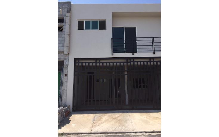 Foto de casa en venta en  , cumbres santa clara 3er sector, monterrey, nuevo león, 1420285 No. 01