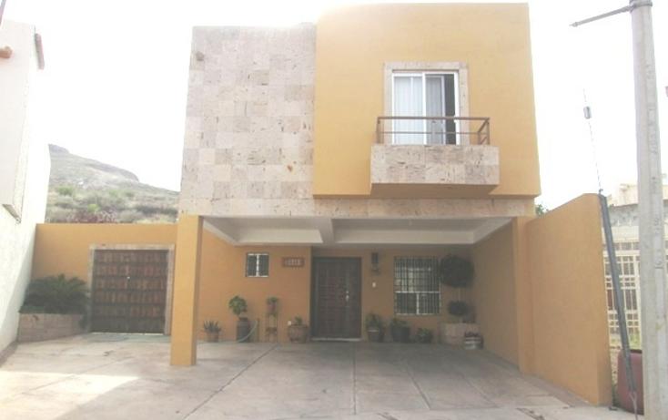 Foto de casa en venta en  , cumbres universidad ii, chihuahua, chihuahua, 1291085 No. 01