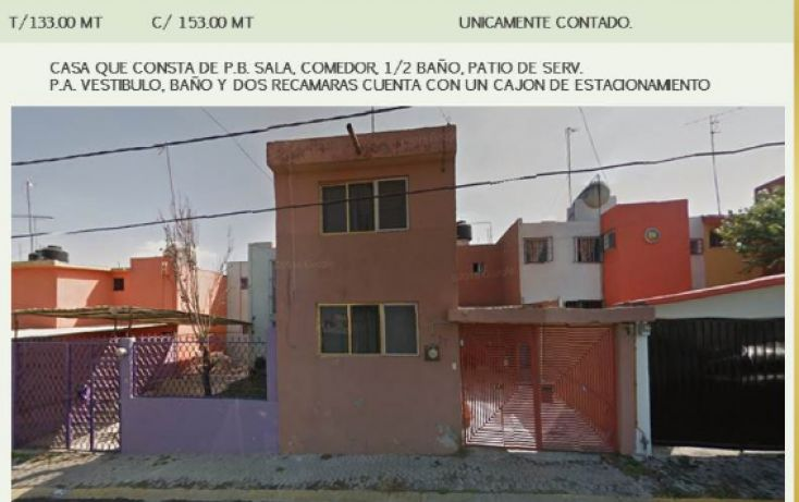 Foto de casa en venta en, cumbria, cuautitlán izcalli, estado de méxico, 1981462 no 01