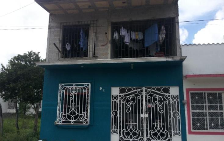 Foto de casa en venta en  , cunduacan centro, cunduac?n, tabasco, 383669 No. 01