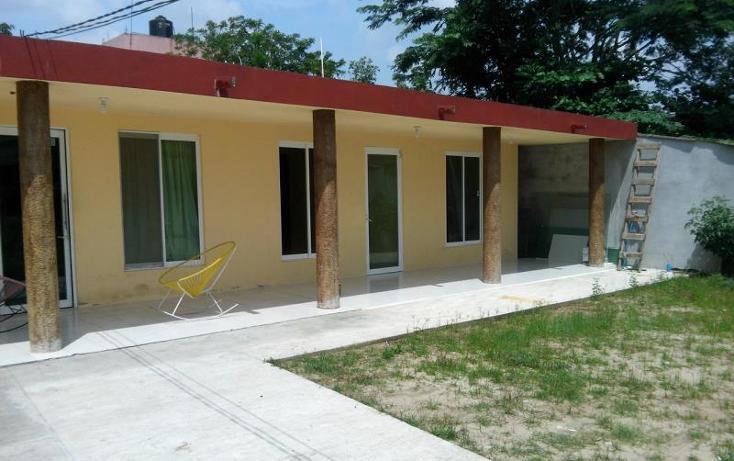 Foto de casa en renta en  , cunduacan centro, cunduac?n, tabasco, 596994 No. 01