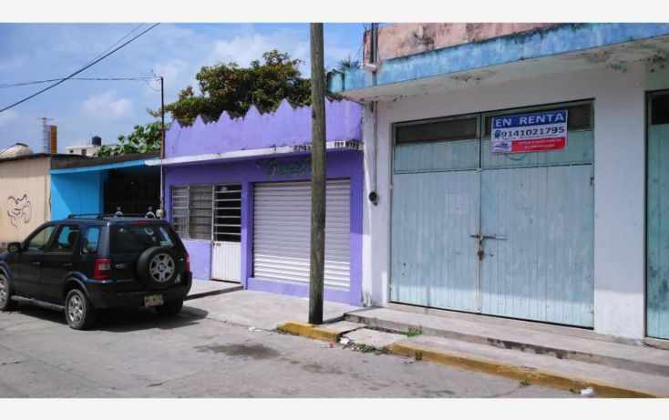 Foto de local en renta en cunduacan centro, zaragoza 9, cunduacan centro, cunduacán, tabasco, 1711762 no 01