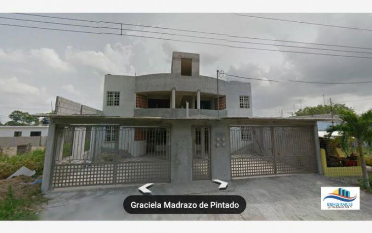 Foto de casa en renta en cunduacan obrera vicente 5, abraham de la cruz, cunduacán, tabasco, 1979418 no 01