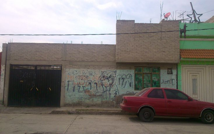 Foto de terreno habitacional en venta en, curtidores, chimalhuacán, estado de méxico, 940851 no 01