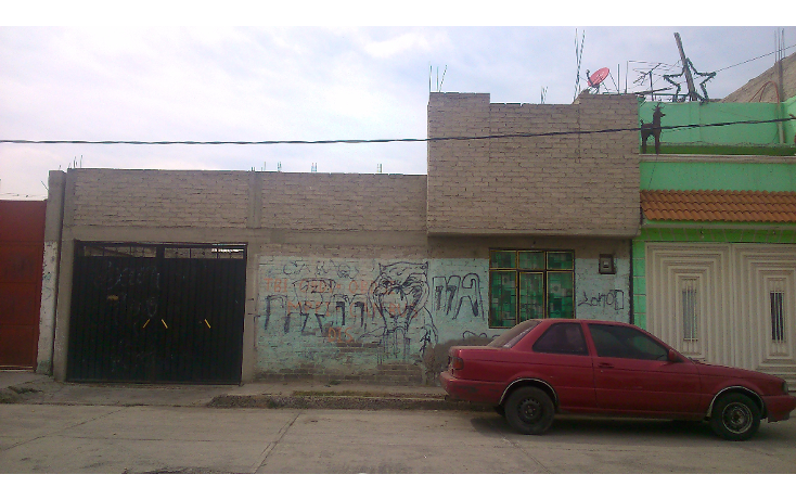 Foto de terreno habitacional en venta en  , curtidores, chimalhuacán, méxico, 940851 No. 01