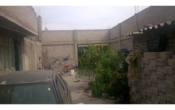Foto de terreno habitacional en venta en  , curtidores, chimalhuacán, méxico, 940851 No. 02