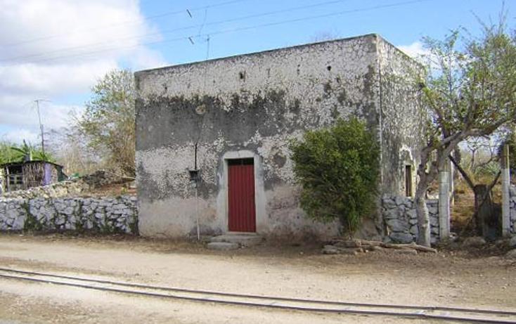 Foto de terreno habitacional en venta en  , cuzama, cuzamá, yucatán, 1259053 No. 01