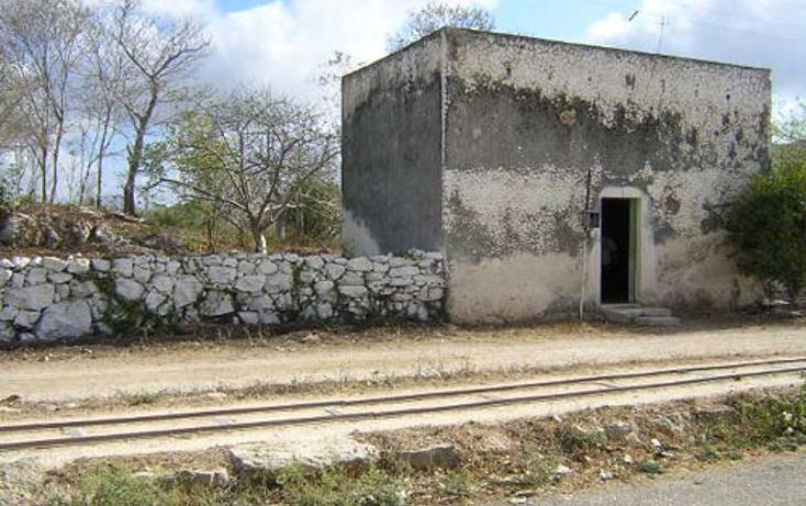 Foto de terreno habitacional en venta en  , cuzama, cuzamá, yucatán, 1259053 No. 04