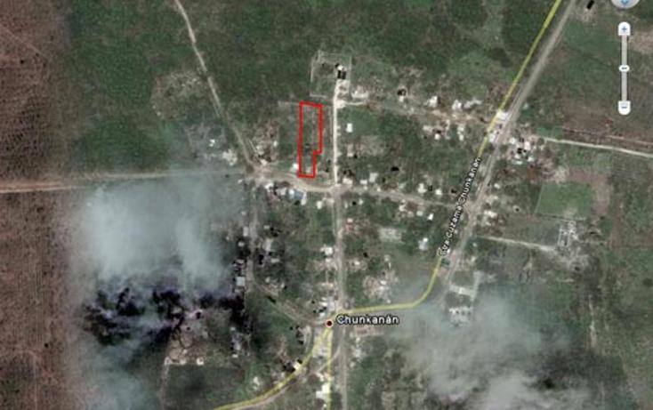 Foto de terreno habitacional en venta en  , cuzama, cuzamá, yucatán, 1259053 No. 08