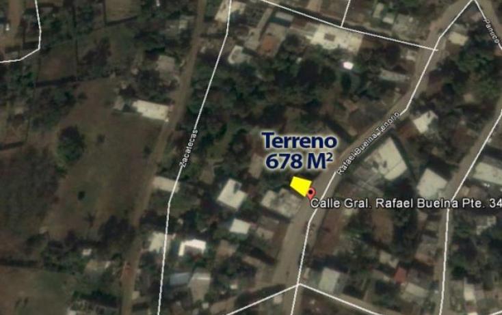 Foto de terreno habitacional en venta en  d, rafael buelna, culiac?n, sinaloa, 1727144 No. 06