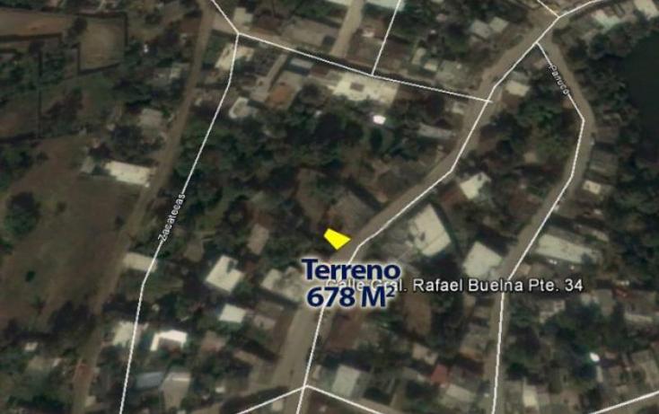 Foto de terreno habitacional en venta en  d, rafael buelna, culiac?n, sinaloa, 1727144 No. 07