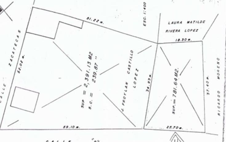 Foto de terreno habitacional en venta en  d, rafael buelna, culiac?n, sinaloa, 1727144 No. 08