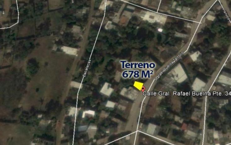 Foto de terreno habitacional en venta en rafael buelna d, rafael buelna, culiacán, sinaloa, 2704725 No. 06