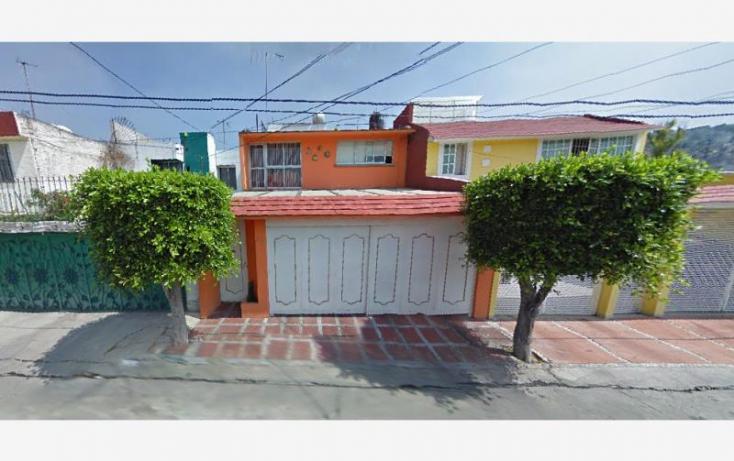 Foto de casa en venta en dalias 32, jardines de atizapán, atizapán de zaragoza, estado de méxico, 855463 no 01
