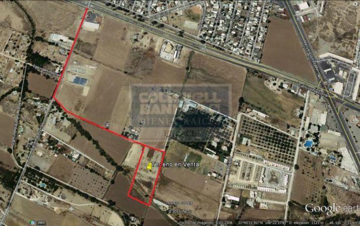 Foto de terreno habitacional en venta en damaso rodrguez candelaria, valle, juárez, chihuahua, 238015 no 10