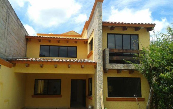 Foto de casa en venta en daniel sarmiento rojas 4, sonora, san cristóbal de las casas, chiapas, 1463737 no 01