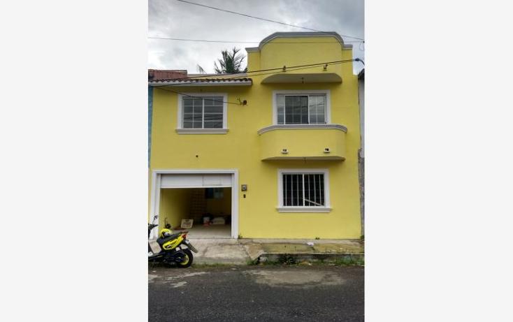 Foto de casa en venta en  1, militar, boca del río, veracruz de ignacio de la llave, 1537696 No. 01