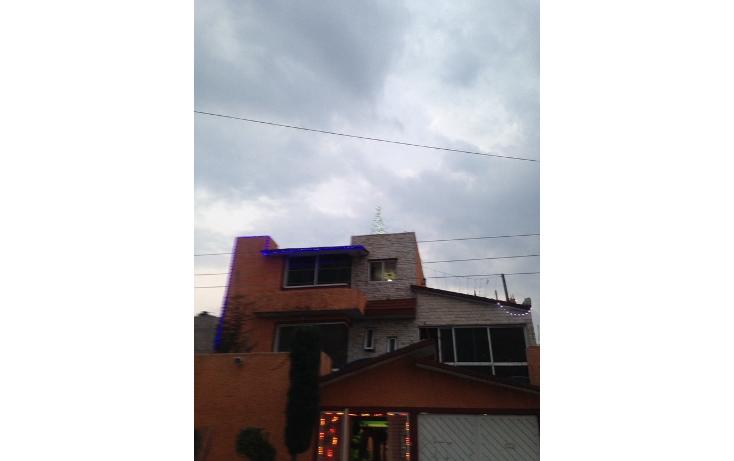 Foto de casa en venta en  , darío martínez ii sección, valle de chalco solidaridad, méxico, 1026573 No. 01