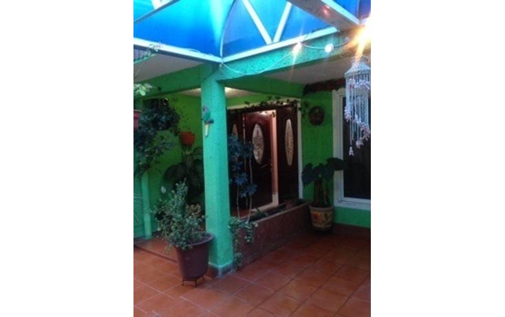 Foto de casa en venta en  , darío martínez ii sección, valle de chalco solidaridad, méxico, 1026573 No. 23