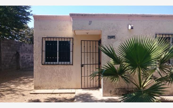 Foto de casa en venta en de la colina 3000, los huertos, culiac?n, sinaloa, 1762408 No. 01