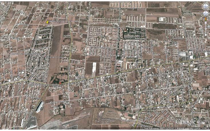 Foto de terreno habitacional en venta en  , de la crespa, toluca, méxico, 1467851 No. 01