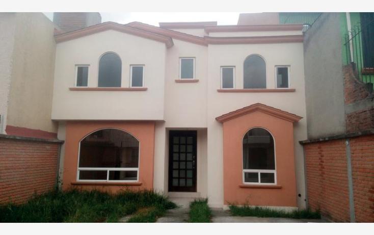 Foto de casa en venta en  --------------------, de la crespa, toluca, méxico, 1528870 No. 01