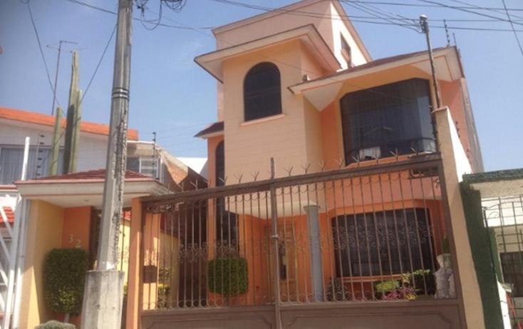 Foto de casa en venta en  , villas de la hacienda, atizapán de zaragoza, méxico, 1775879 No. 01