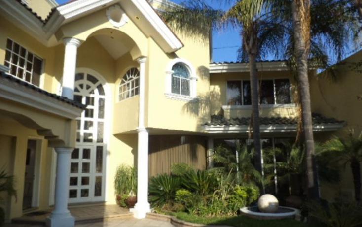 Foto de casa en venta en de la maestranza, guadalupe jardín, zapopan, jalisco, 728331 no 01